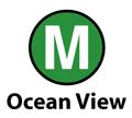 M Ocean View